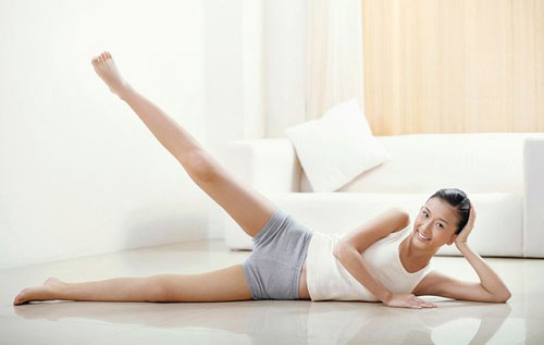 5 Bài tập giúp bạn có thể eo thon, bụng phẳng dễ dàng.